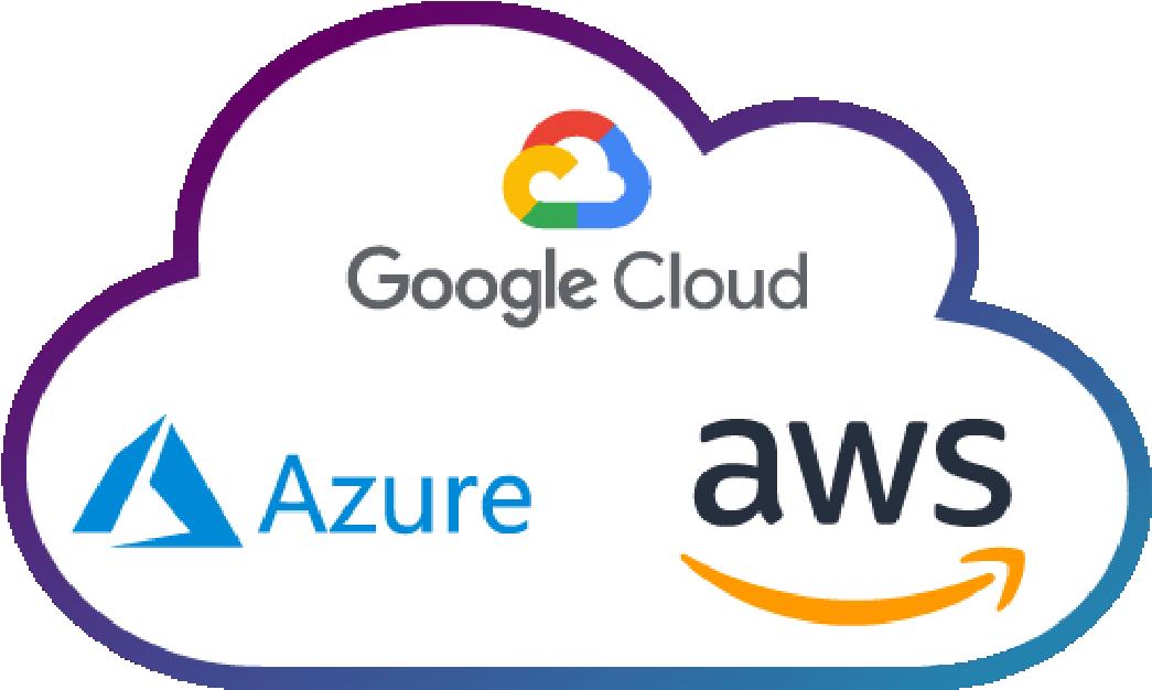 AWS Google Azure Cloud Costs